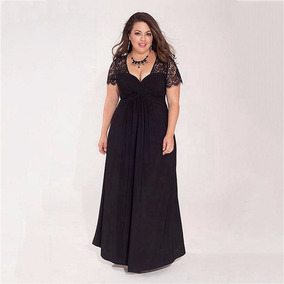 eb84190a8 Vestido Noche Gordita Ropa Femenina - Vestidos Mujer en Mercado ...