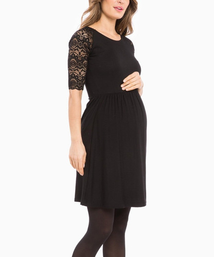 vestido para lactancia de encaje/embarazada-ivanitaashion!!