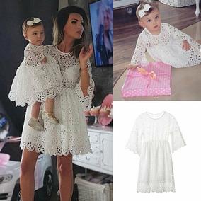 Vestido Para Mamá O Hija Elegante De Fiesta Familia