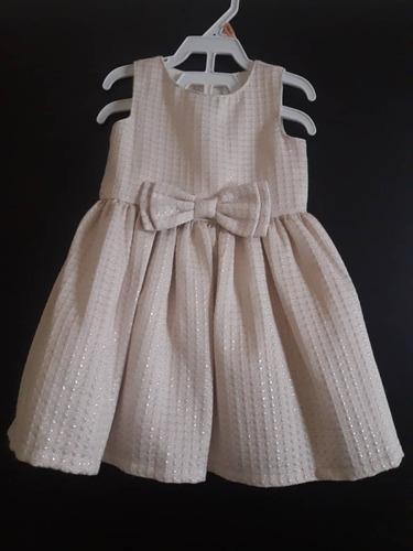 vestido para niña 12 meses elegante para bautizos cumpleaños