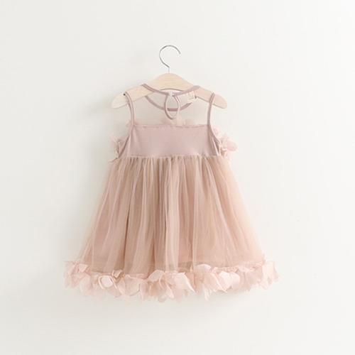 vestido para niña bebé