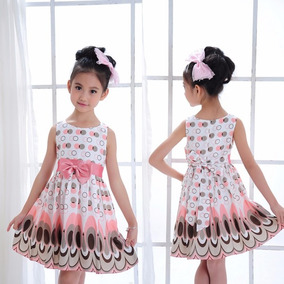 3cfb746e8a 3 Vestidos Para Niña 4 5 Años Zara Impecables !!! Hermosos ...