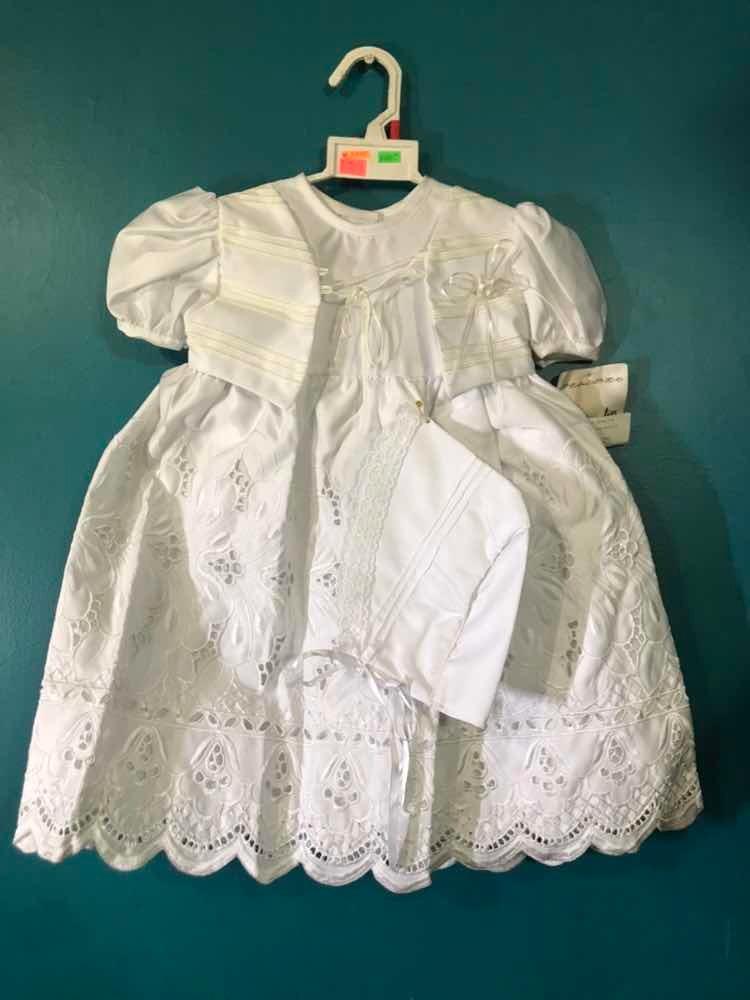 Vestido Para Niña De Bautizo Modelo  5751 -   450.00 en Mercado Libre b4e47b89e9e1