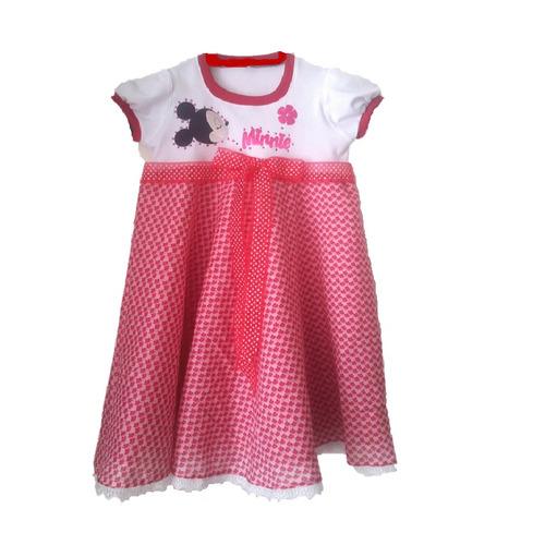 vestido para niña  disney minnie mouse