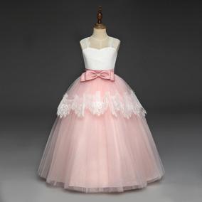 Vestido Para Niña Fiesta Formal Presentación 3 Años