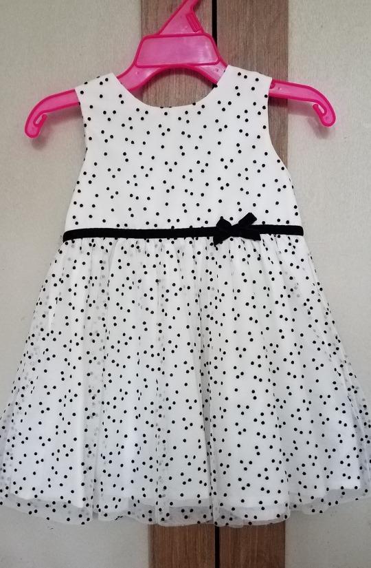648151e1ba5 Vestido Para Niña Marca Carters Talla 12meses -   40.000 en Mercado ...