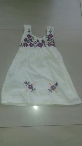 vestido para niña talla 2  años usada