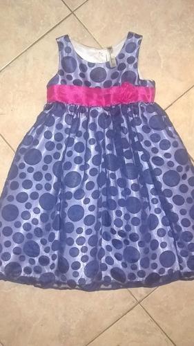 vestido para nina talla 6