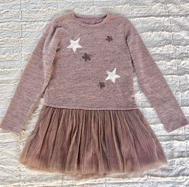 compra venta calidad diseños atractivos Vestido Para Niña Talla 7 Años Losan
