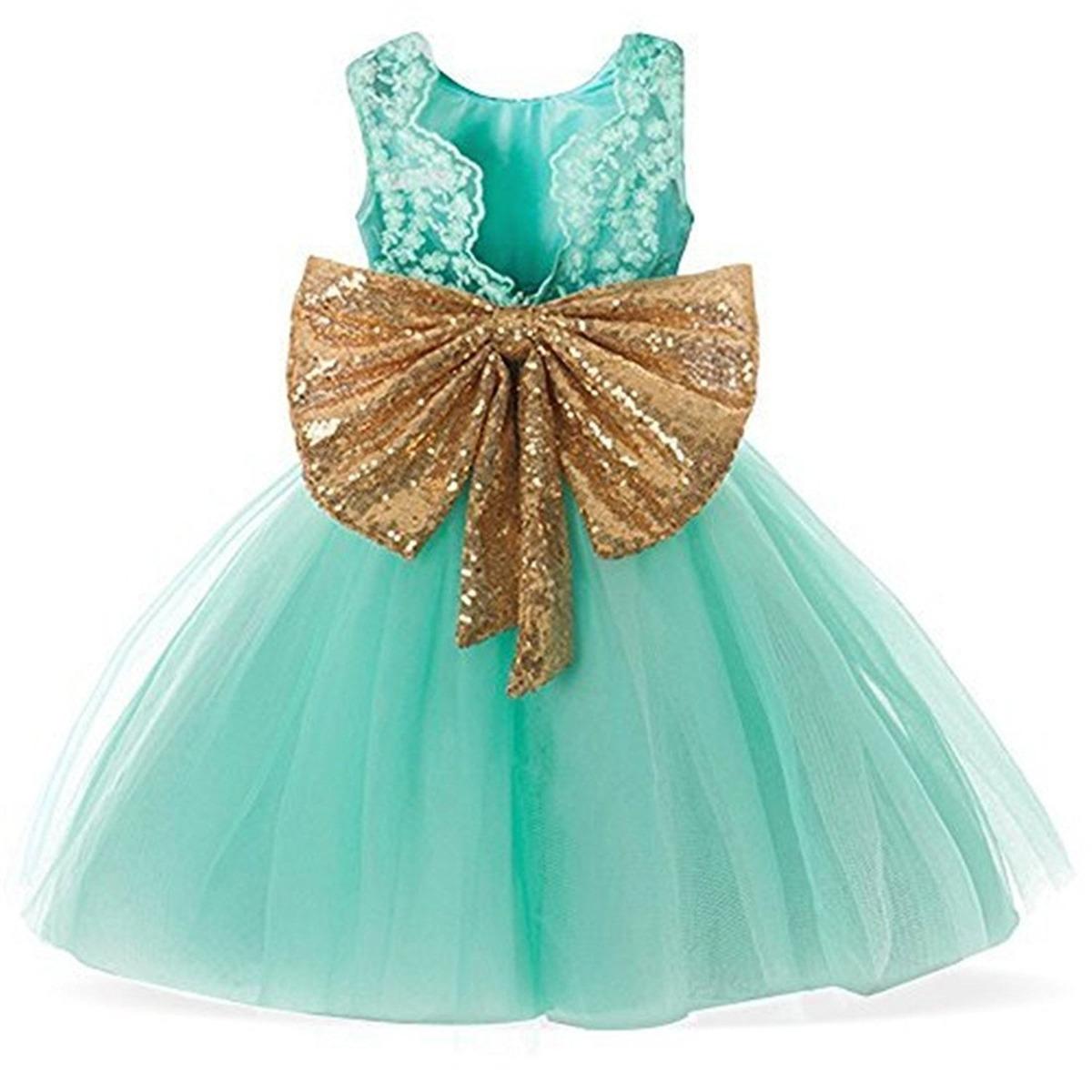 9611afae6 Vestidos color verde menta para ninas – Vestido azul