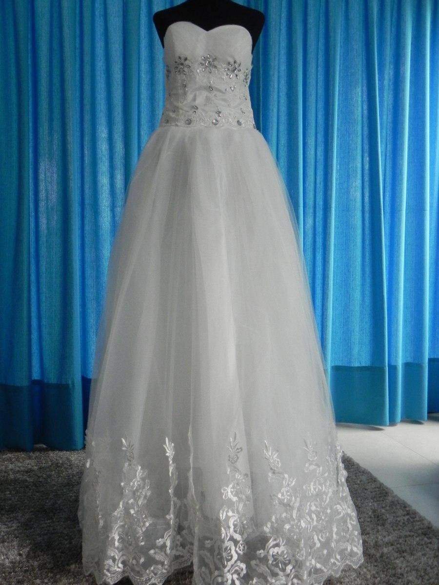 Vestido Para Novia Y Quinceañeras - $ 6.999,00 en Mercado Libre