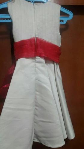 vestido para pajecita o bautizo