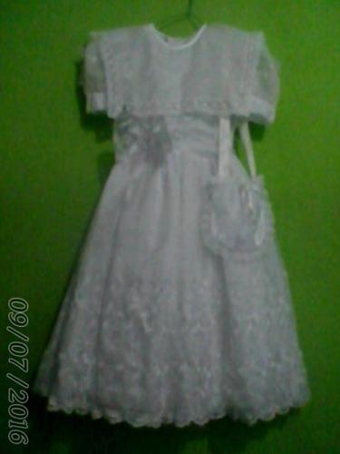 vestido para primera comunion