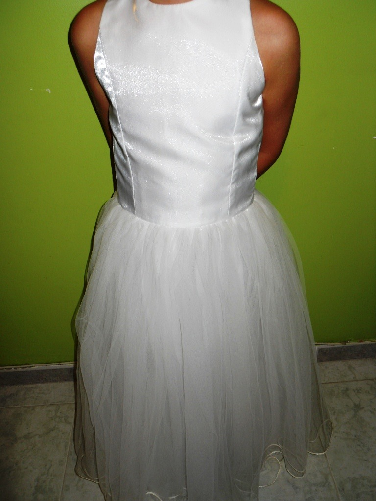 Vestidos para primera comunion de tul