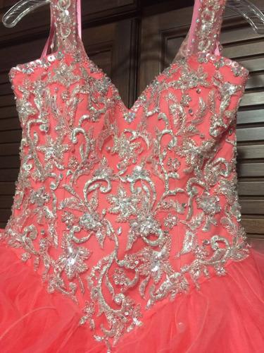 vestido para quinceañera mori lee colección vizcaya 2017