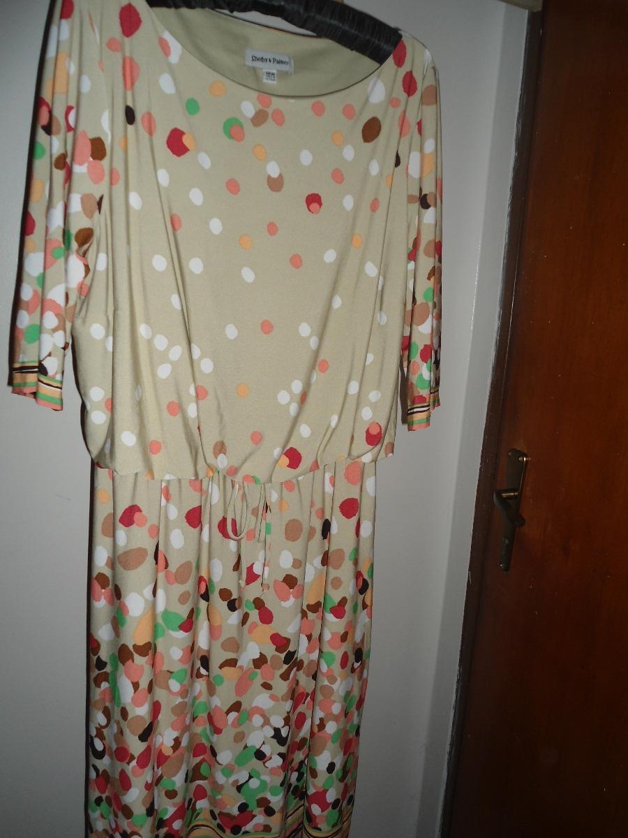 f72869b0ab vestido para señora dama. Cargando zoom.