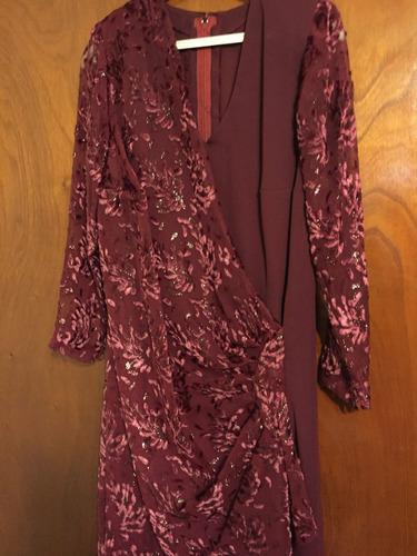 vestido para señora largo para fiesta