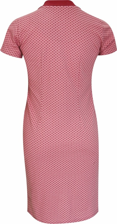 a3c6aaf5b vestido pau a pique estampado polo rosa rosa - m pau a pique. 2 Fotos