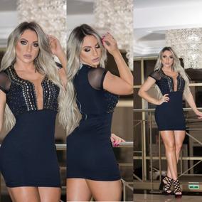 fc2758309e Vestido Paula Mello - Vestidos Curtos Femininas no Mercado Livre Brasil