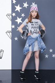 343243d81 Vestido Turma Da Malha 18 - Vestidos para Meninas com o Melhores Preços no  Mercado Livre Brasil