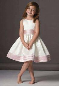 Vestido Perla De Niña
