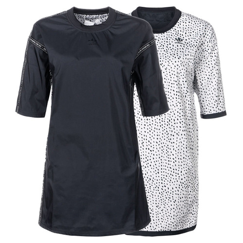 vestido playera originals reversible adidas full br9424