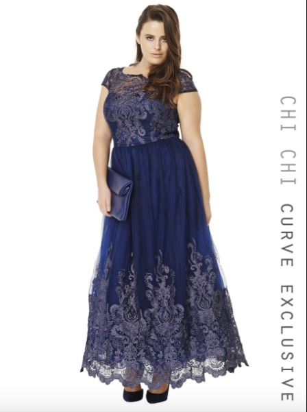 Vestidos de cocktail plus size