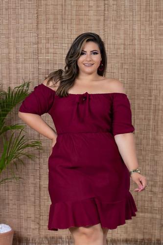 vestido plus size gg roupas moda feminina