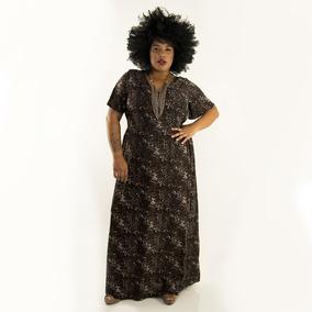 78244546da Vestido De Malha Fria Longo Para Festa - Vestidos no Mercado Livre ...