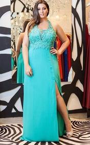 4785f2c77d Vestido Mae Noiva Plus Size - Vestidos Longos Femininas no Mercado ...