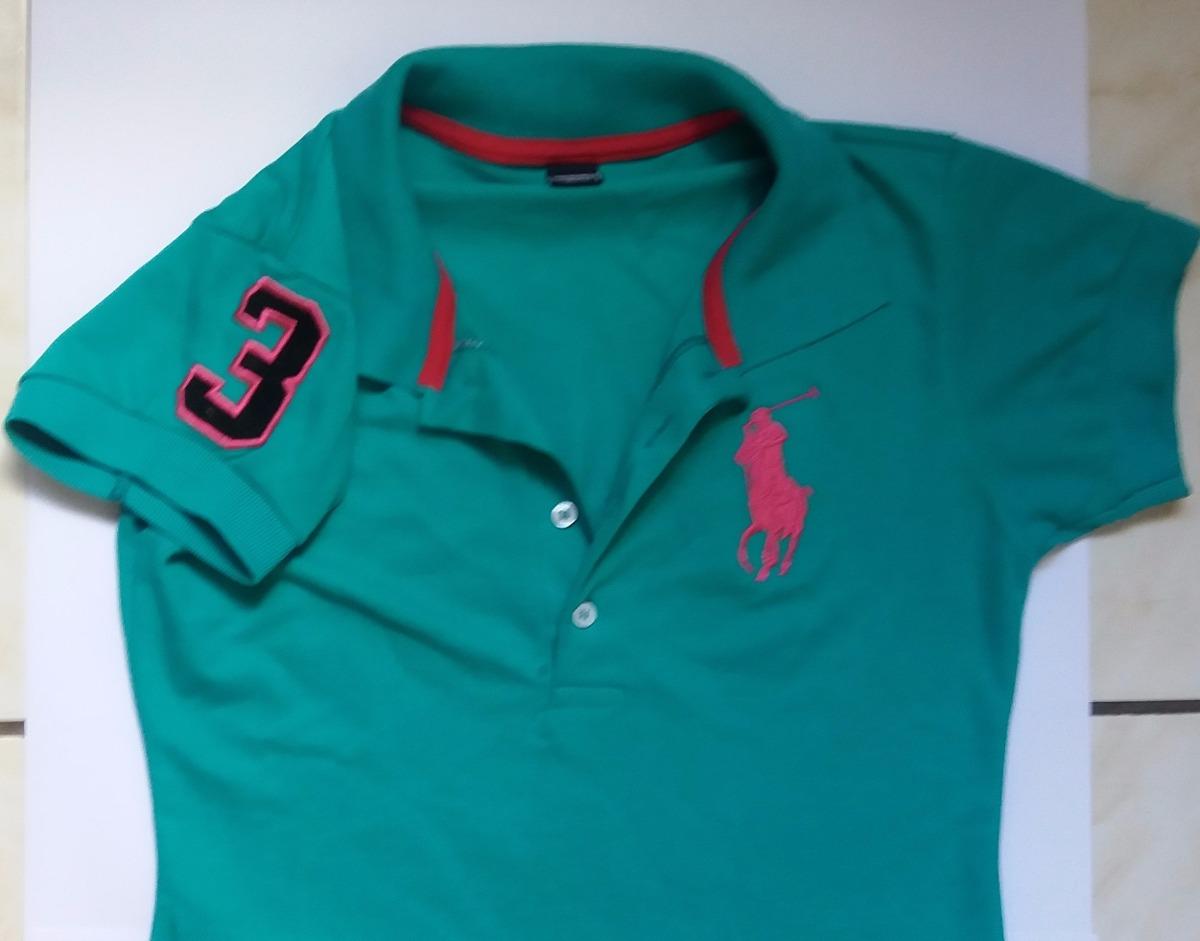 Vestido Polo Feminino Grandes Marcas P 227b531c6ef