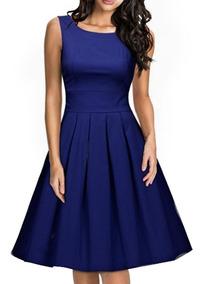 1d5db28ae Vestido Midi Bengaline - Vestidos Femeninos com o Melhores Preços no ...