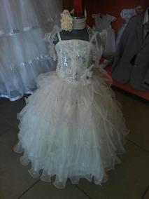 24b9f2237 Vestido De Presentacion Color Coral en Mercado Libre México