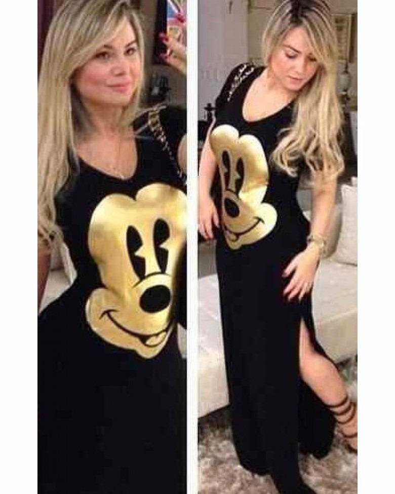Onde comprar vestido longo do mickey