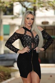 eb68189ee31f Vestidos Longos Casuais - Calçados, Roupas e Bolsas com o Melhores Preços  no Mercado Livre Brasil
