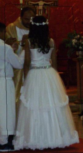 vestido primera comunion