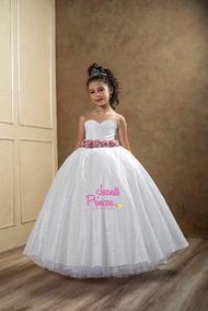 Vestido Primera Comunión Dos En Uno Exclusivo Juanas Princes