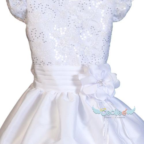 vestido primera comunion elegante de lujo niña exclusivo 010