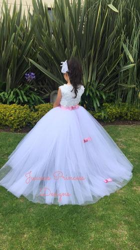 vestido primera comunión exclusivo juanas princess