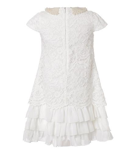 vestido primera comunión. mini