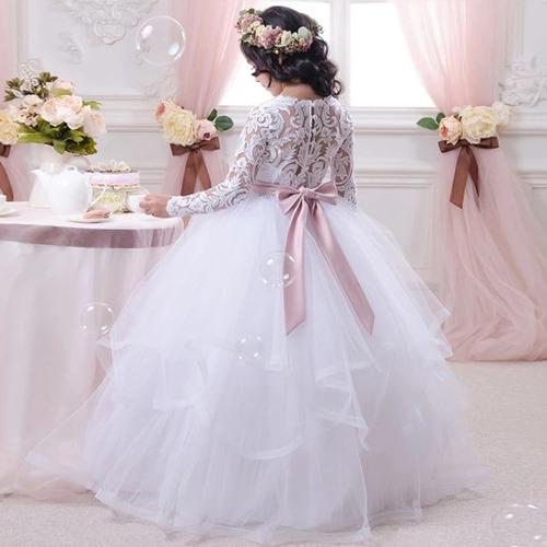 vestido primera comunion niñas