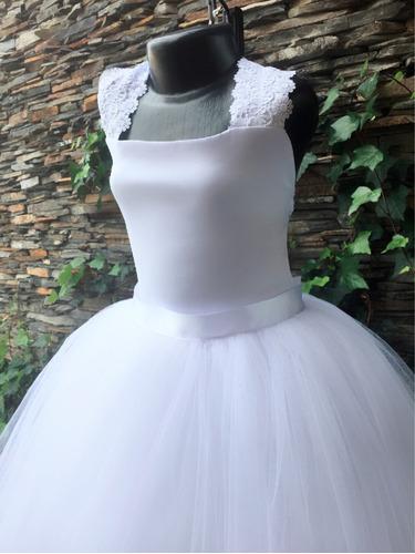 vestido primera comunión, pajecita, bautizo, juanas princess
