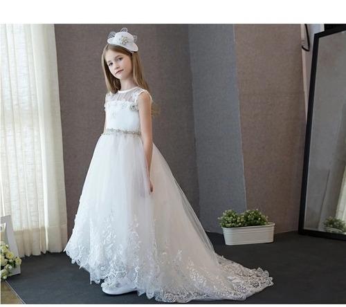 vestido primera comunion talla 10