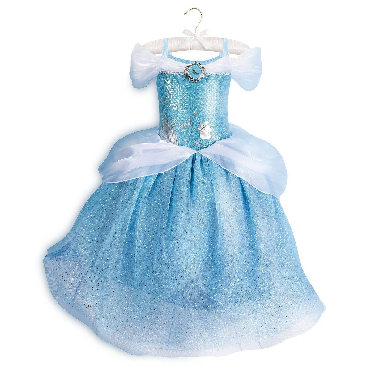 Vestido Princesa Cenicienta Princesa Disney Store 2018