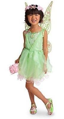 vestido princesa sininho original da loja disney p/entrega