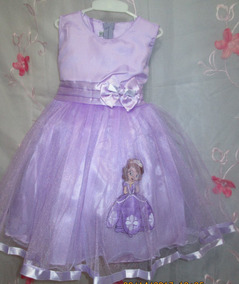 Vestido Princesa Sofia Nuevo