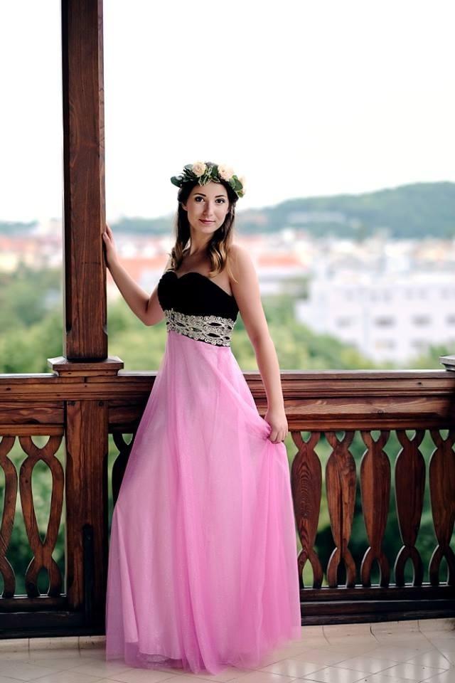 Vestido Princesa Straples 15 Años Tul Importado Moda Pasion ...