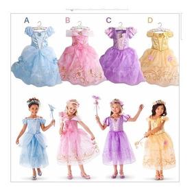 Vestido Princesas - Sob Encomenda