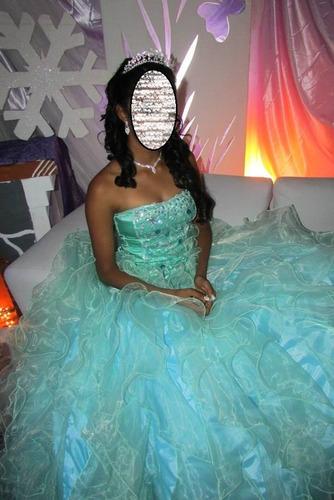 vestido quince años