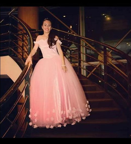 36515ca8b2 Vestido En Tela Zita Vestidos De 15 Mujer - Vestidos en Mercado ...